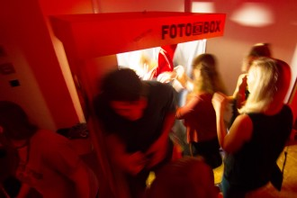 Fotobox bei Stura-Party