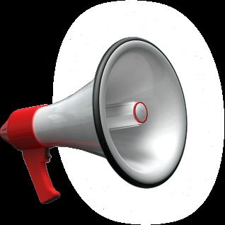 Megafon: Für Messen und Firmenevents